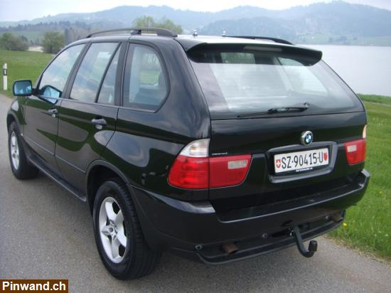 Bild 2: BMW x5 3.0i Swiss Edition