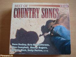 Best of Country Songs / 3 CD Box