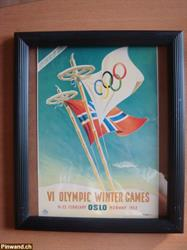 VI Olympic Winter Games Oslo 1952