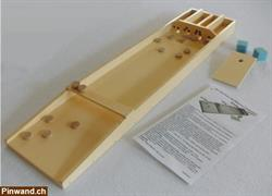 Mini Sjoelbak , shuffleboard , Hollandais Billard