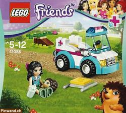 Lego Friends 41086 - Mobile Tierpflege