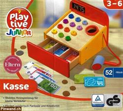 Playtive Junior - Holz-Kasse