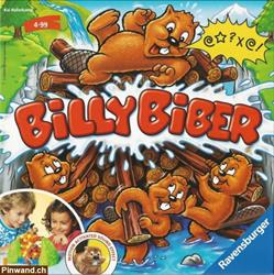 Ravensburger 021868 - Billy Biber