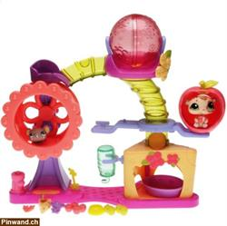 Littlest Pet Shop - Playset - 24791 Hamster Playground