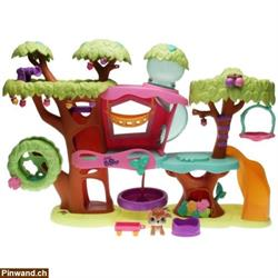 Littlest Pet Shop - Playset - 32685 Magic Motion Treehouse