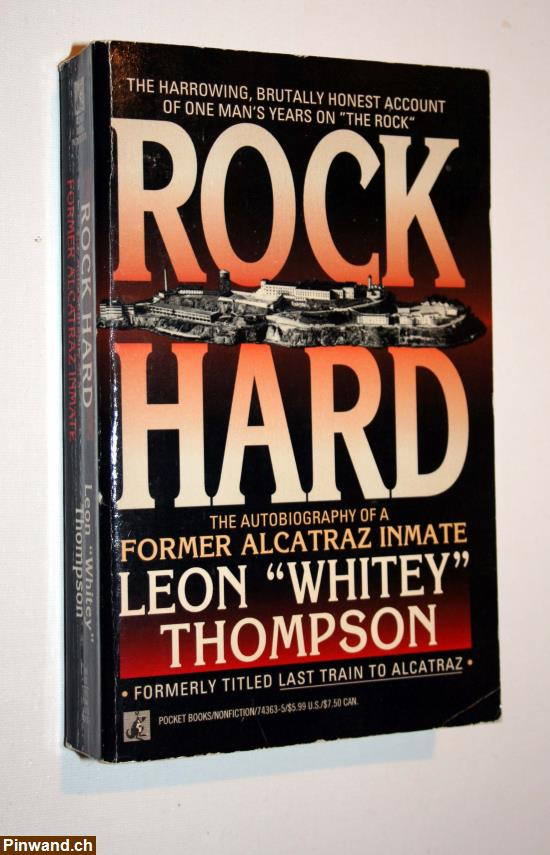 Bild 1: ROCK HARD - The Autobiography of a former Alcatraz ...