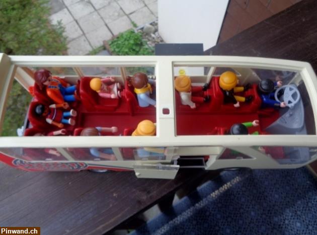 Playmobil Reise