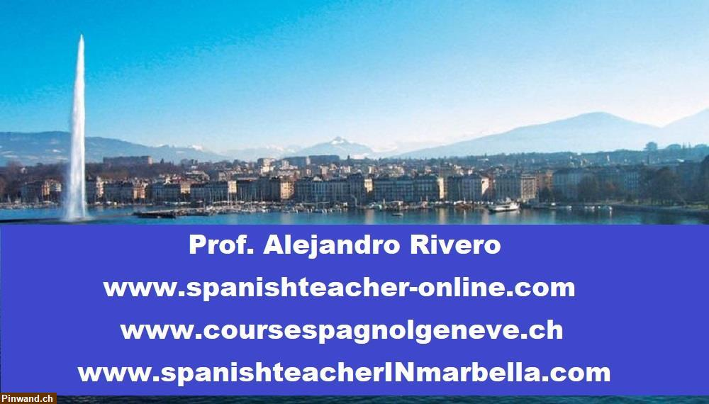 Bild 1: Spanish Teacher Online, Private Online Spanish Lessons, Online Spanish