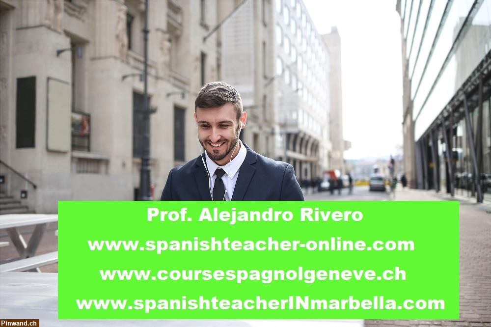Bild 3: Spanish Teacher Online, Private Online Spanish Lessons, Online Spanish