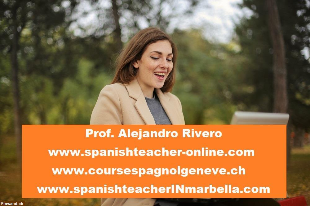 Bild 5: Spanish Teacher Online, Private Online Spanish Lessons, Online Spanish
