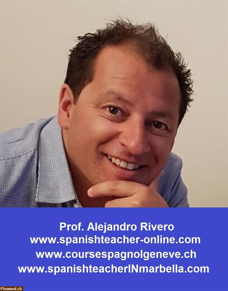 Bild 6: Spanish Teacher Online, Private Online Spanish Lessons, Online Spanish