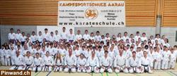 Kinder-Karate in Aarau (5 - 12 J.)